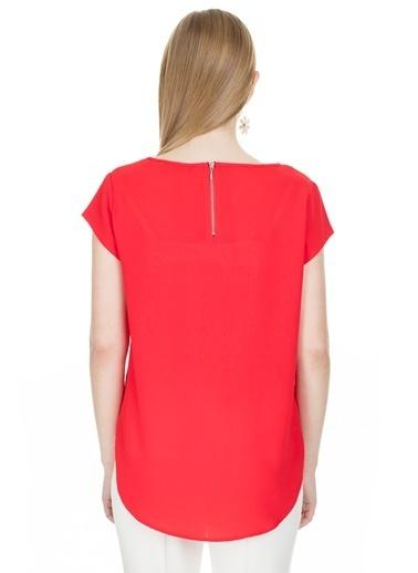 Only Bluz Kırmızı